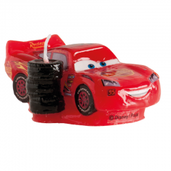 LUMANARE FIGURINA 3D CARS