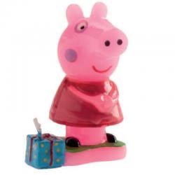 LUMANARE FIGURINA 3D PEPPA PIG