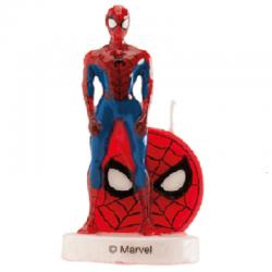LUMANARE FIGURINA 3D SPIDERMAN